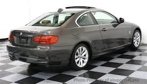 2011 bmw 328xi coupe 2011 used bmw 3 series 328i xdrive awd 6 speed coupe at