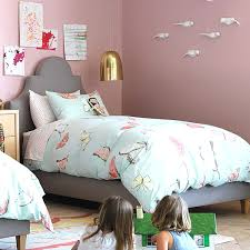 Land Of Nod Girls Bedding by Cool Room Ideas For Girls