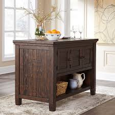 kitchen islands and serving carts