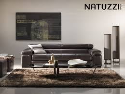 Natuzzi Leather Sofa by Natuzzi Italia Furniture Coquitlam Vancouver Bc