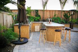 Small Kitchens Bbq Islands Fireside Outdoor Kitchens by San Diego Landscaper Western Outdoor Design Build Bbq Island