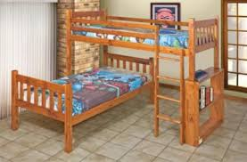 Bunk Beds We Stock A Massive Range Of Kids  Adult Bunk Beds - Kids l shaped bunk beds