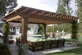 beautiful decoration pergola with roof pleasing pergola plans
