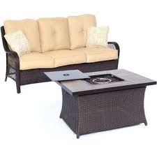 Fire Pit Tables And Chairs Sets - fire pit sets outdoor lounge furniture the home depot