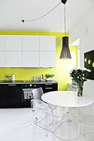 black and yellow kitchen decor design jmrehome homes design