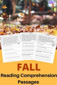 thanksgiving comprehension passages 70 best fall teaching resources images on pinterest teaching