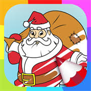 christmas coloring pages coloring games kids microsoft