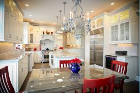 red white designer kitchen holmdel new jersey by design line