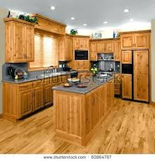 Kitchen Cabinet With Glass Kitchen Outstanding Cabinets Hickory With Glass Doors Lowes Within