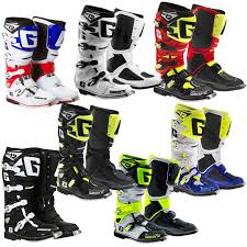 gaerne motocross boots gaerne sg12 moto cross boots colours u0026 sizes ebay