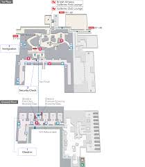 Airport Terminal Floor Plans by London Heathrow International Airport Arrivals And Departures