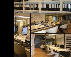 mobilier de bureau marseille aménagement des bureaux de l agence d architecture so2 à marseille