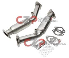 nissan 350z test pipes kinetix racing prodcuts all in stock new ssv cover 1 shipping