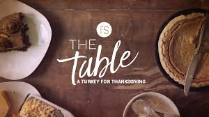 the table church sermon series ideas