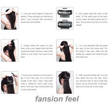 Make Clip In Hair Extensions by Aliexpress Com Buy Factory Price 24inches 66cm Real Thick Clip