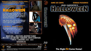halloween 6 h20 8 custom blu ray cover
