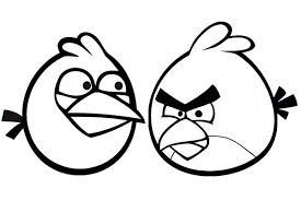 angry bird drawing book