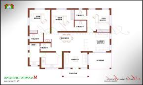 four bedroom floor plans home design 87 remarkable single floor planss