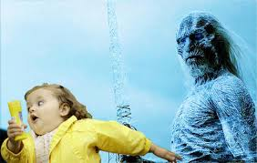 White Walker Meme - three blows for white walkers chubby bubbles girl know your meme