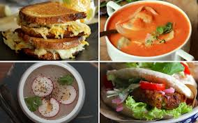 10 wholesome sandwich and soup combinations for your dinner by