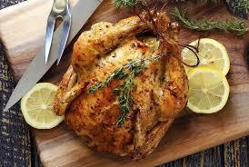 roasted whole chicken lemon herb roasted chicken recipe paleo newbie
