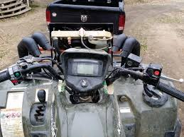 snorkel u0026 radiator relocation kit installed suzuki atv forum