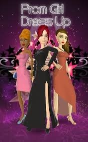 prom night dress up game android apps on google play