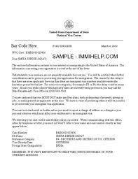 letter of affidavit immigration letter idea 2018