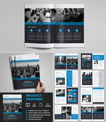 monthly business report template 15 annual report templates with awesome indesign layouts multipurpose annual report indesign business template