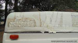 pop up camper roof repair roofing decoration