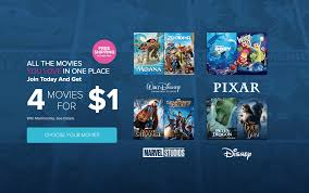 disney movie club offer get 4 movies for only 1 hello