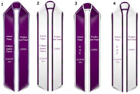 sashes for graduation sashes stoles graduation 2014 survey