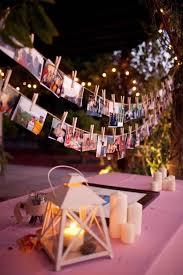 9 unique diy wedding garland ideas polaroid wedding garland