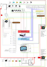 race car electrical panel overview youtube at drag wiring diagram