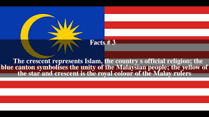 Maylasia Flag Flag Of Malaysia Top 5 Facts Youtube