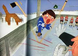 uni book club the hockey sweater