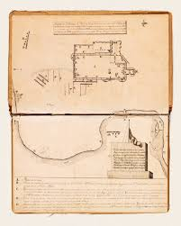 texas 1836 alamo manuscript plan texas revolution battlemaps us