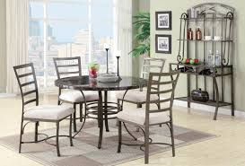 Metal Kitchen Chairs Ashley Furniture Kitchen Chairs Set Cozy And Pleasant Ashley