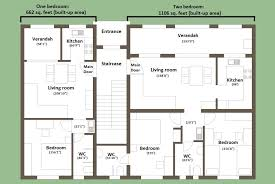 Types Of Apartment Layouts Jalangi Dham Exclusive Housing Project In Sri Mayapur