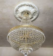 Light Fixture Ceiling Medallion by Ekena Millwork Granada Ceiling Medallion Architectural Depot