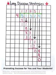 best 25 long division strategies ideas on pinterest division