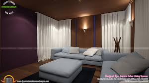kids room home theater and bedroom interior kerala home design