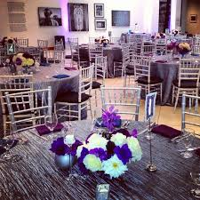 purple and silver wedding wedding centerpieces purple and silver margusriga baby party