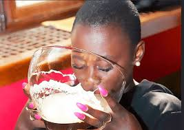 Hilarious Water Challenge Are Doing The Akothee Challenge And It S Hilarious