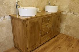 oak bathroom cabinets