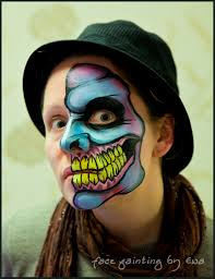 practise fun face painting by ewa