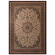 10 X 11 Rug Balta Us Classical Manor Cream Red 7 Ft 10 In X 11 Ft Area Rug