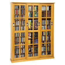 leslie dame media storage cabinet leslie dame multimedia storage cabinet oak ms 1050 oak