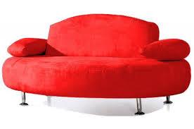 designer canapé canapé convertible design 2 places tissu oliver design sur
