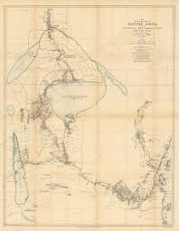 Lake Victoria Africa Map by Map Of The Month The Map House